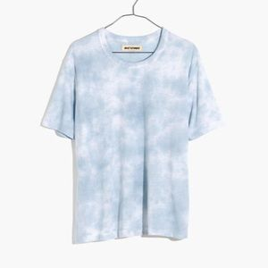 Madewell by Rivet and Thread Oversized Tie Dye